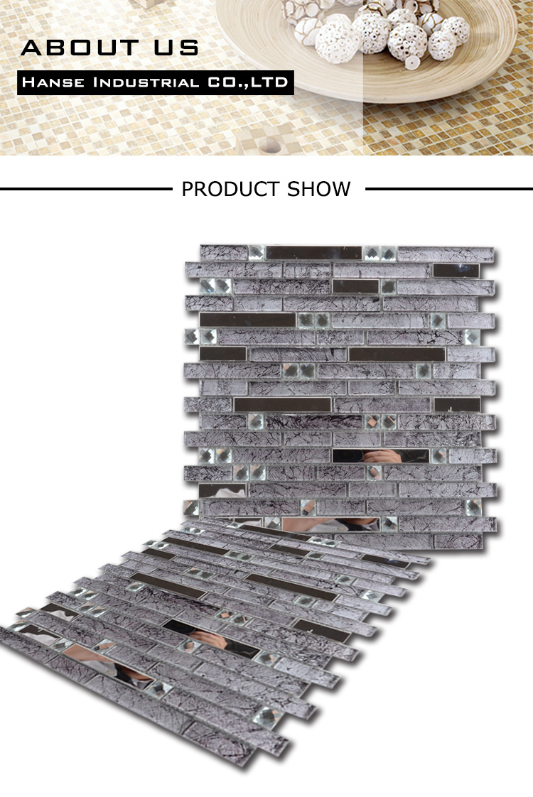 Foshan Supplier Best Price Home Use Kitchen Backsplash Mosaic
