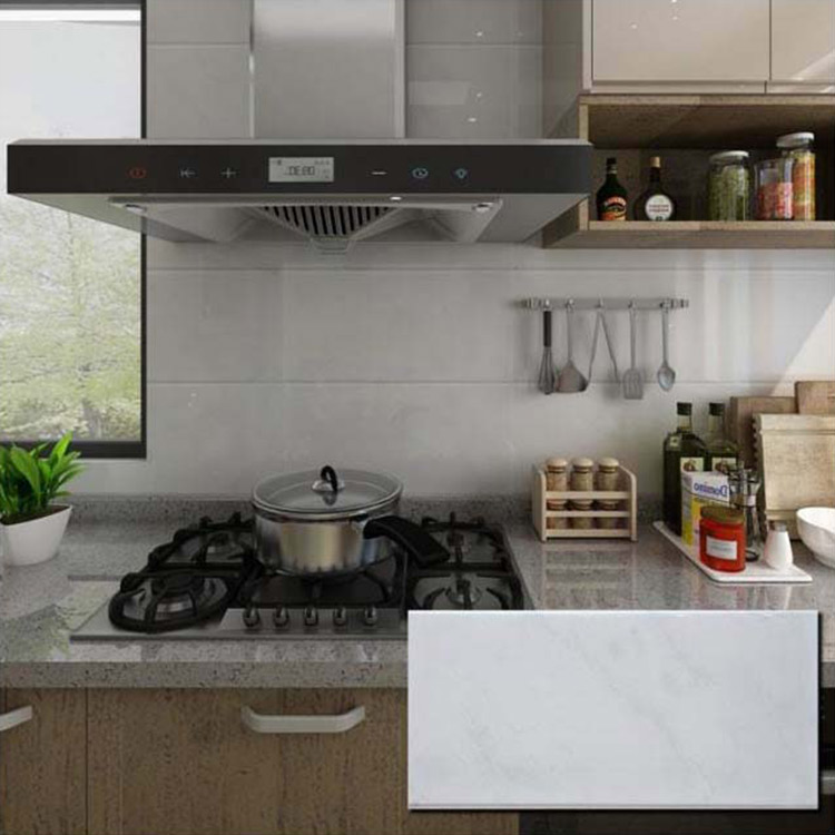 White Polished Ceramic Wall Tile