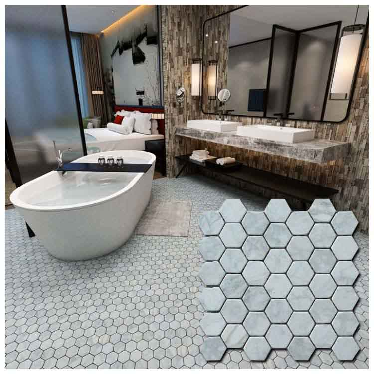 Light Grey Polished Ceramic Wall Tiles