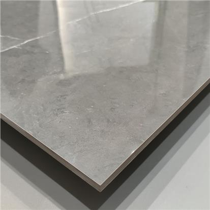 Athena Grey Glazed Porcelain Floor Tile 600 x 600mm HW6776P