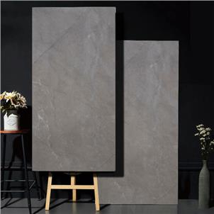 Dark Grey Matte Porcelain Wall Tile 600 x 1200mm HFQ126019