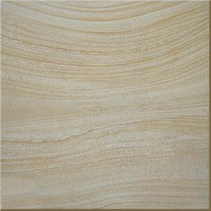 Beige Glazed Porcelain Tile Customized Size HA601U