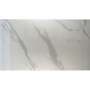 White Glazed Porcelain Tile 900 x 1800mm HB918002