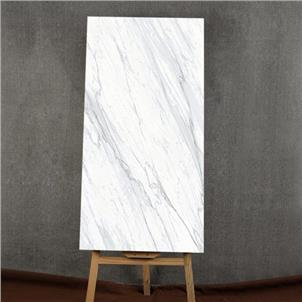 White Glazed Artificial Stone Tile Customized Size HKP715210