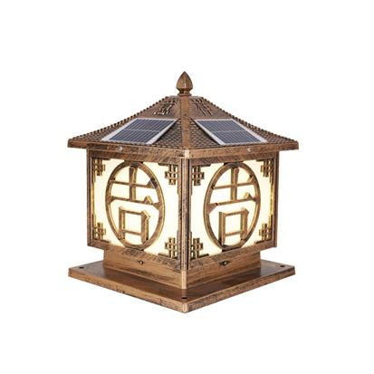 Chinese festival fortune gold landscape lights for outdoor  HS-ZC-GGD4505-13