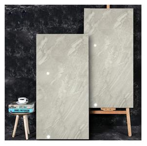 Grey Glazed Ceramic Tile Customized Size HB12027A