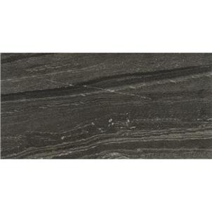 Black Glazed Porcelain Tile Customized Size GT1262005T-MB-1