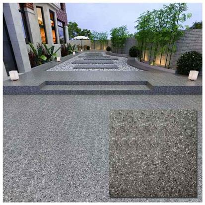Grey Glazed Homogeneous Floor Tile 600 x 600mm HF6603