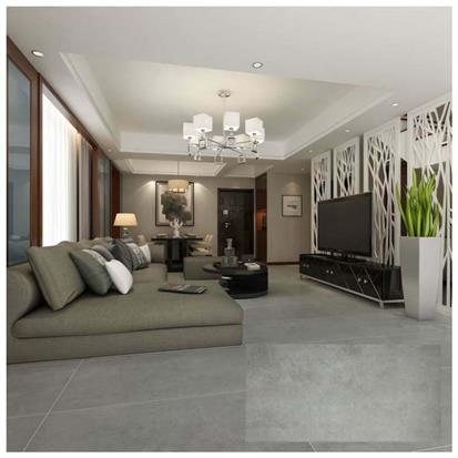 Grey Glazed Porcelain Floor Tile 600 x 1200mm HHL1202