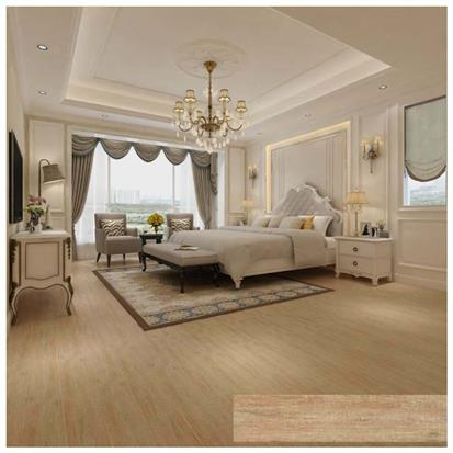 Brown Glazed Porcelain Wood Tile 200 x 900mm HJ2908M