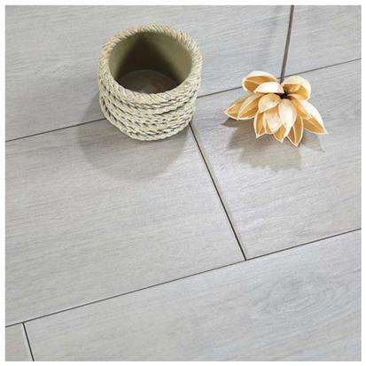Grey Glazed Ceramic Wood Tile 200 x 1000mm HMF1230