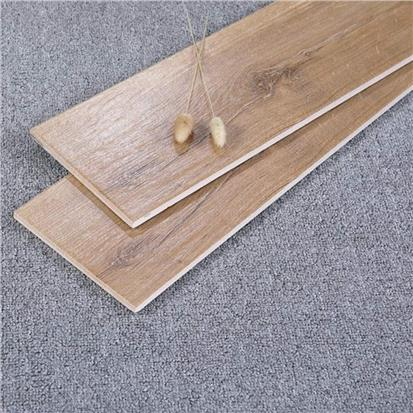 Brown Glazed Ceramic Wood Tile 150 x 800mm HMF158656
