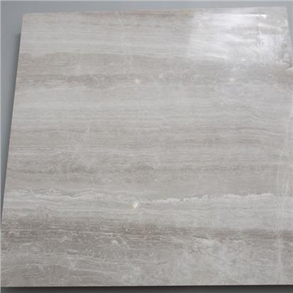White Polished Porcelain Floor Tile 200 x 1200mm HR8308