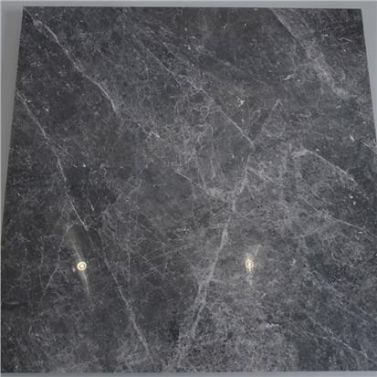 Black Polished Ceramic Floor Tile 1000 x 2000mm HR8908