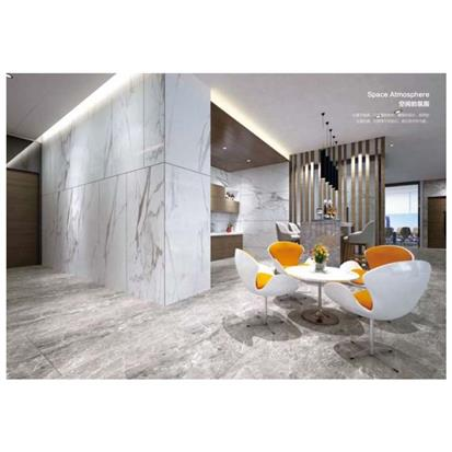 White Polished Ceramic Wall Tile 900 x 1800mm M1861R