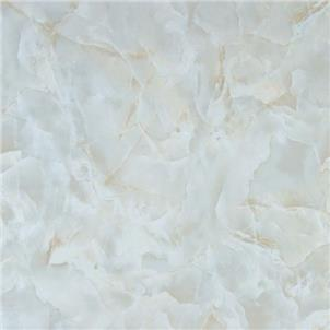 Beige Glazed Ceramic Tile Customized Size HB6203