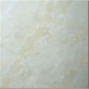 Yellow Glazed Ceramic Tile Customized Size HS625GN