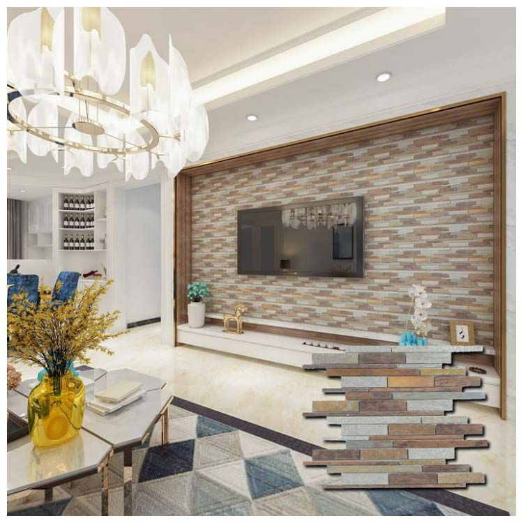 Polished Artificial Stone Wall Tiles