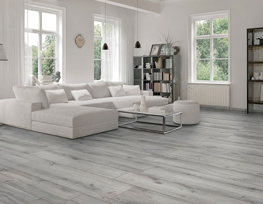 Grey Wood Effect Tiles