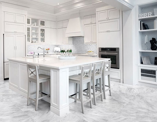 Marble Kitchen Tile Best