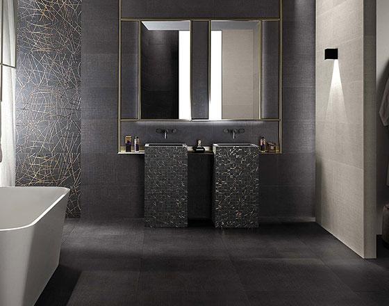 Wholesale Black Tiles Supplier Manufacturer China Hanse Black