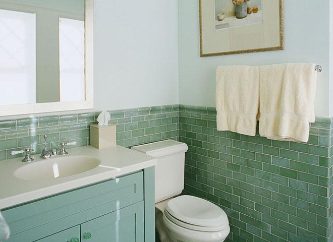 Whole Green Tiles Supplier