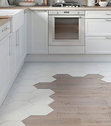 Hexagon Kitchen Tile Best For