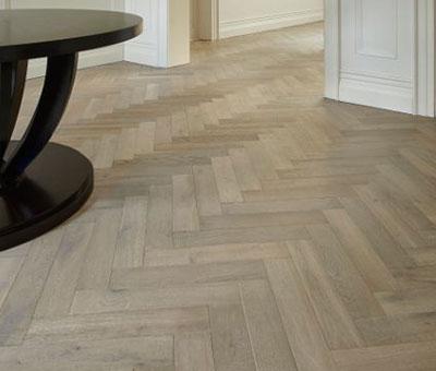 Herringbone Wood Look Tiles Whole