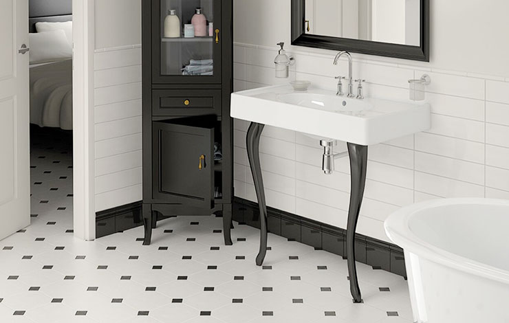 Best Octagon Floor Tile