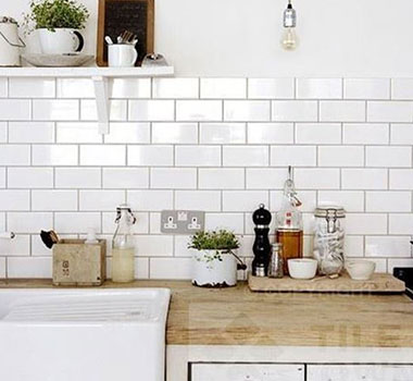 White Kitchen Tile Buy White Tiles For Kitchen Top Kitchen White Tiles Manufacturer Supplier In China