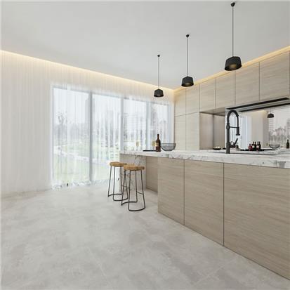 Grey Matte Porcelain Floor Tiles Size 600 X 600mm Model Hbf0040 Hanse Tiles Products