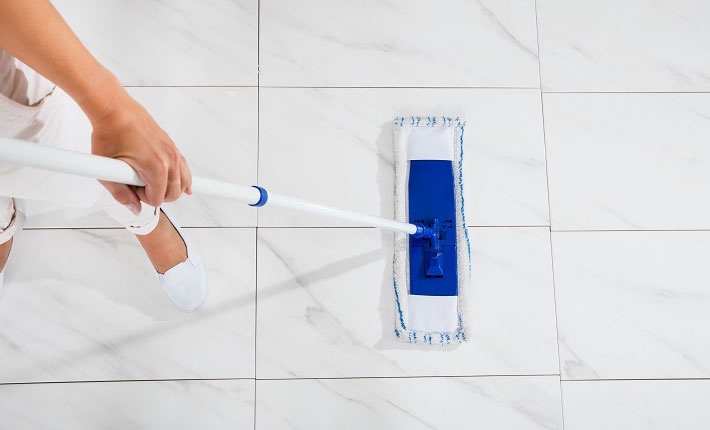 Ceramic Tile Cleaning Maintenance