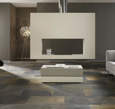 How To Choose Sizes And Types For Living Room Floor Tiles