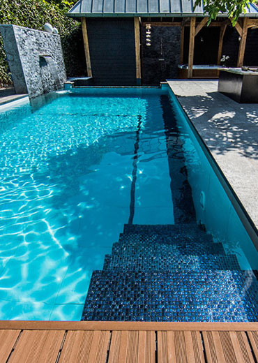 Swimming Pool Tiles Ideas How To