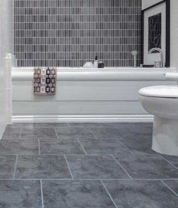 To Waterproof Bathroom Floor Wall Tile, Waterproof Bathroom Flooring