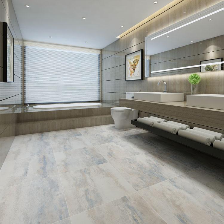 Anti Slip Bathroom Floor Tiles 600 X